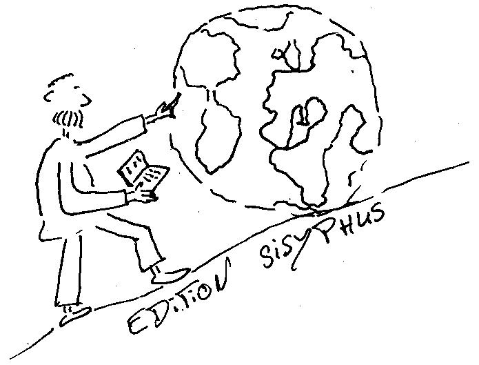 Sisyphus-Emblem