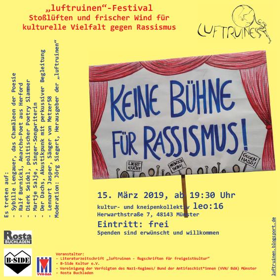 luftruinen-Festival 15.03.2019